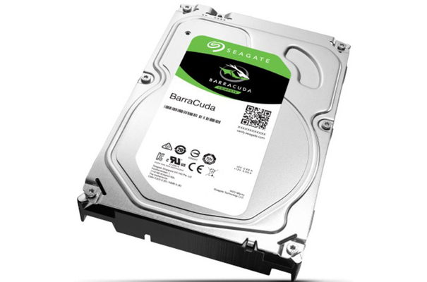 Жесткий диск HDD Seagate SATA3 2Tb Barracuda Guardian 7200 RPM 64Mb (ST2000DM006)