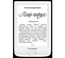 Электронная книга PocketBook 606 White