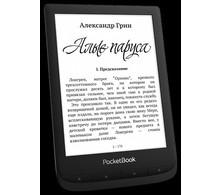 Электронная книга PocketBook 628 Ink Black